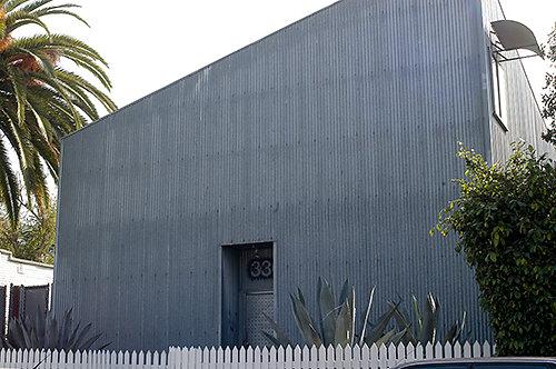 D.H. House