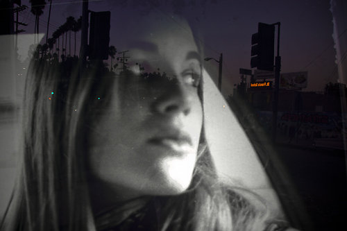 Une fille dans mon taxi